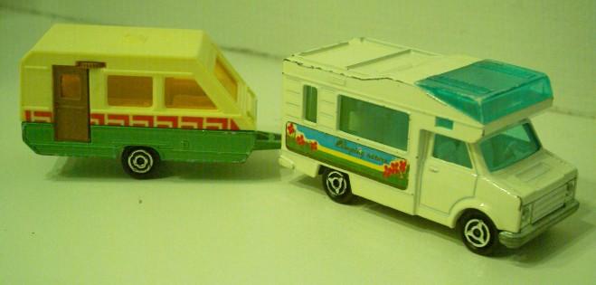 Camping-car-Caravane